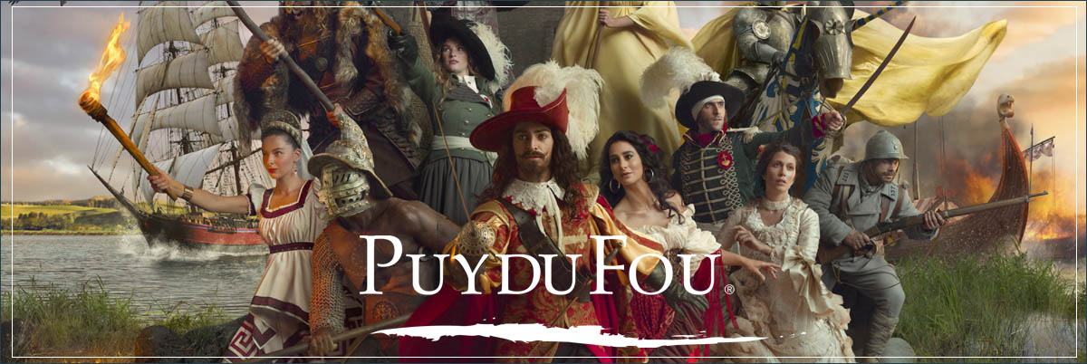 parcs d'attraction puy du fou CSE